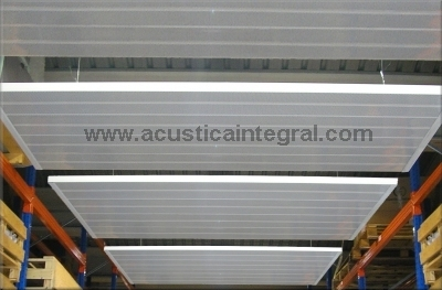 Acustibaf-AC50 - Bafle ac�stico absorbente - Ac�stica Integral