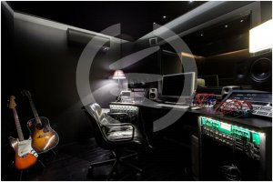 Room acoustics & isolation: Ruisseau Noir Studio