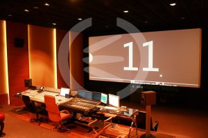 Room acoustics & isolation: Dolby premier studio