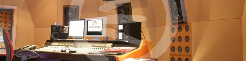 Dubbing & Production studios | © Acústica Integral