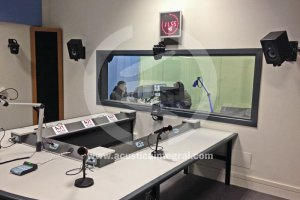 Radiostudios in Madrid